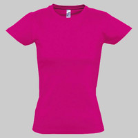 SOLS Ladies Imperial T-Shirt
