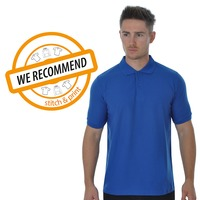 Papini Plain Unisex Polo Shirt