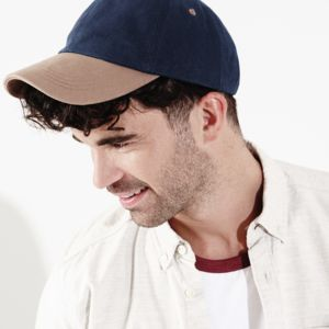 Beechfield Heavy Brushed Low Profile Cap Thumbnail
