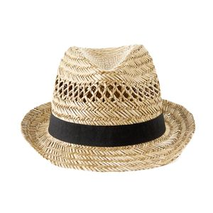 Beechfield Straw Summer Trilby Thumbnail
