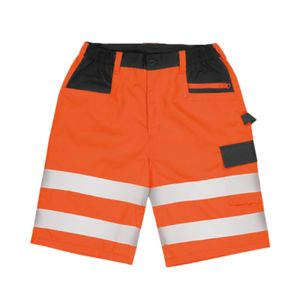 Result Safe-Guard Hi-Vis Cargo Shorts Thumbnail