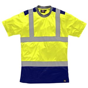 Dickies Hi-Vis Two Tone T-Shirt Thumbnail