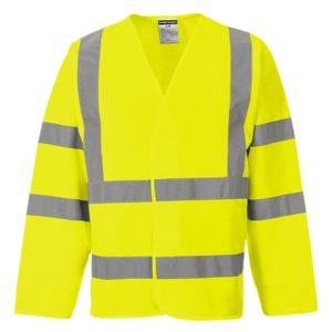 Portwest Hi-Vis Two Band and Braces Jacket Thumbnail