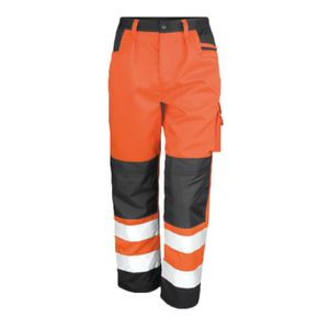 Result Safe-Guard Hi-Vis Cargo Trousers Thumbnail