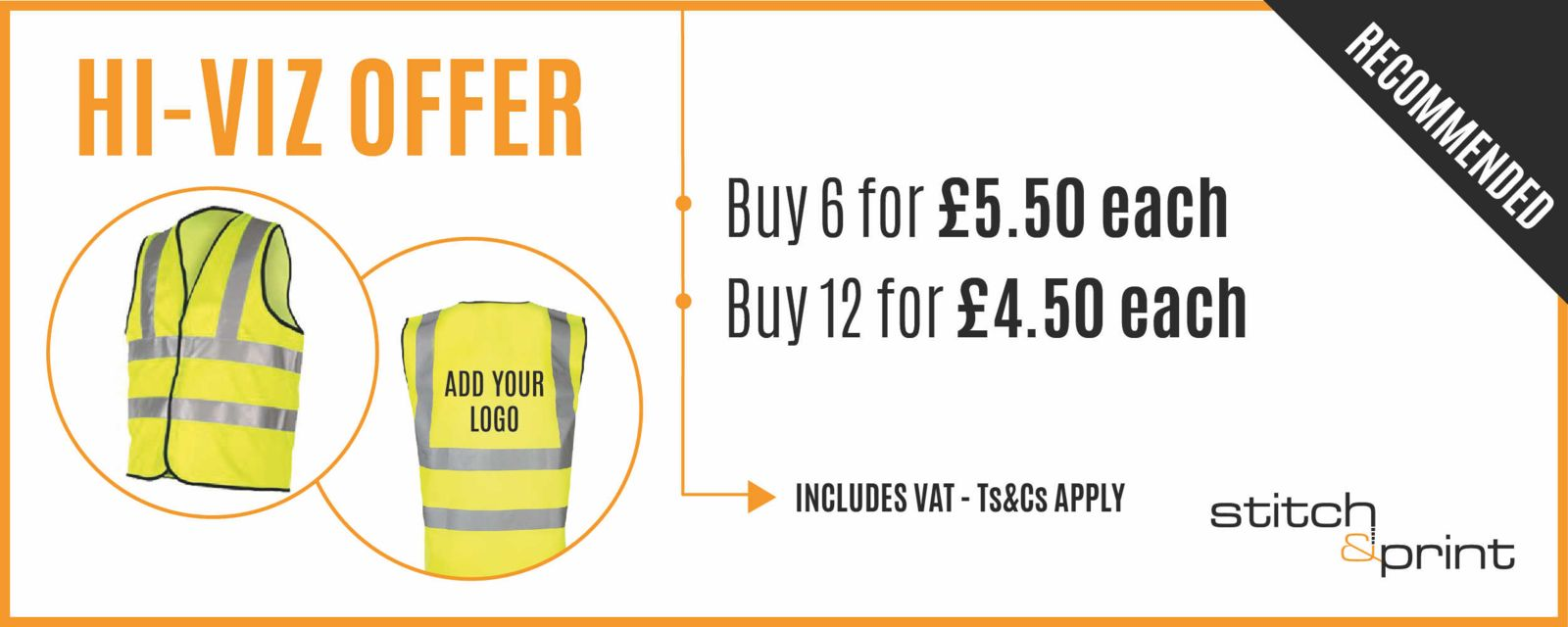 Hi-Vis Jackets / High Visibility Clothing