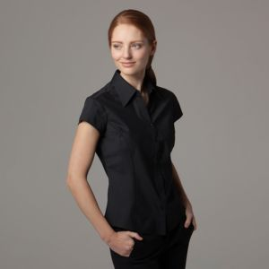 Bar blouse cap sleeved ladies Thumbnail