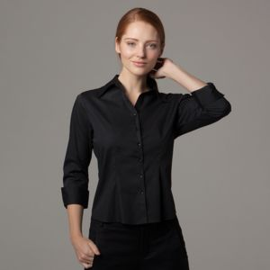 Bar blouse ¾ sleeve ladies Thumbnail