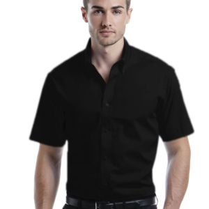 City business shirt short sleeve Thumbnail