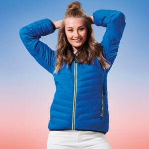 Regatta Standout Ladies Acadia II Down-Touch Padded Jacket Thumbnail