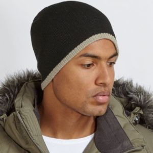 Beechfield Two Tone Pull-On Beanie Thumbnail