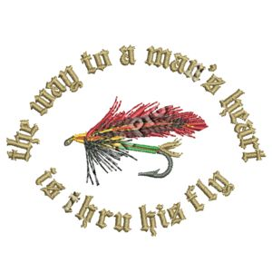 Fly fishing logo Thumbnail